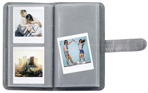 Fujifilm Instax Album SQ6 Grey