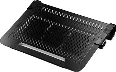 Klēpjdatoru dzesētājs Cooler Master NotePal U3 Plus Cooling Pad R9-NBC-U3PK-GP