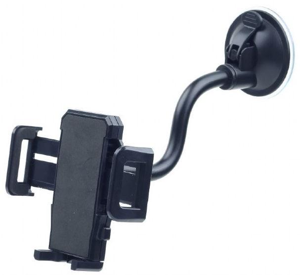 Gembird Universal Car Holder With Flexible Neck Black