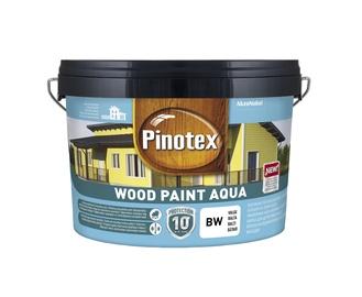 Emulsiniai dažai Pinotex Wood Paint Aqua, balti, 2,5 l
