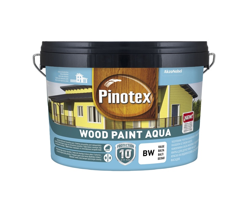 Pinotex Wood Paint Aqua, 2,5 l