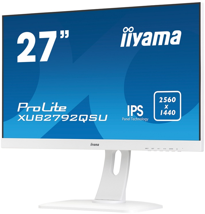 Monitorius Iiyama XUB2792QSU-W1