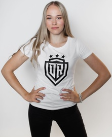 Dinamo Rīga Women T-Shirt White/Black L
