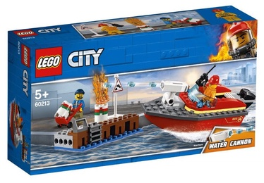 KONSTRUKTOR LEGO CITY FIRE 60213