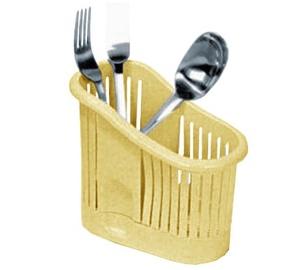 Stalo įrankių dėklas Curver 173525, geltonas