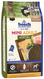 Bosch PetFood Mini Adult Fresh Poultry & Millet 1kg