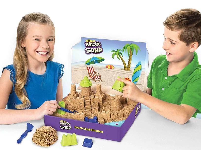 Spin Master Kinetic Sand Beach Sand Kingdom 1.4kg