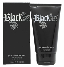 Paco Rabanne Black XS Shower Gel 150ml