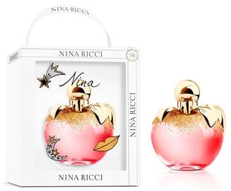 Туалетная вода Nina Ricci Nina Christmas Collector 50ml EDT