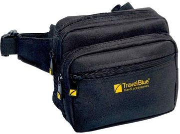 Travel Blue Waist Pack Black