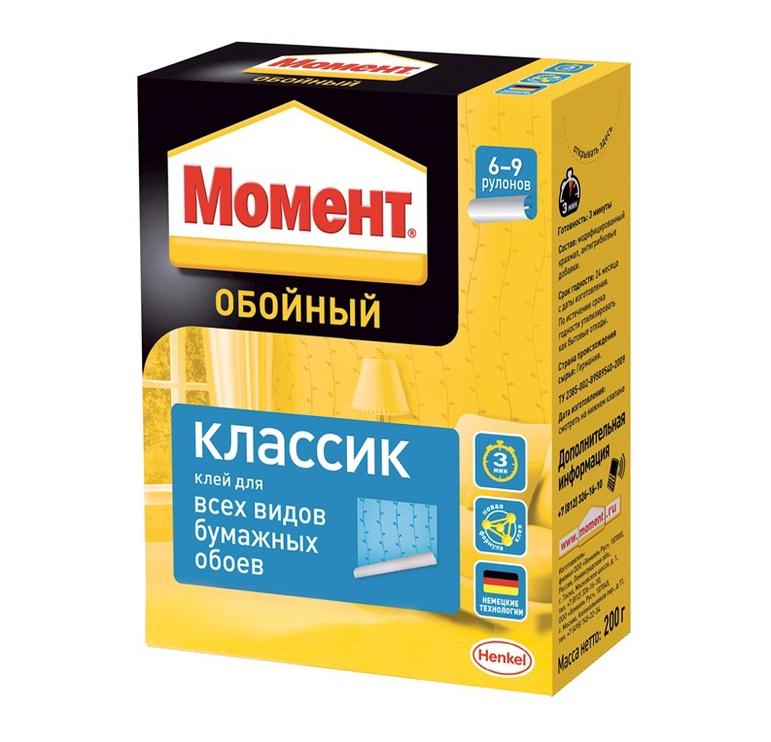 LĪME TAPEŠU MOMENT KLASSIC 200G