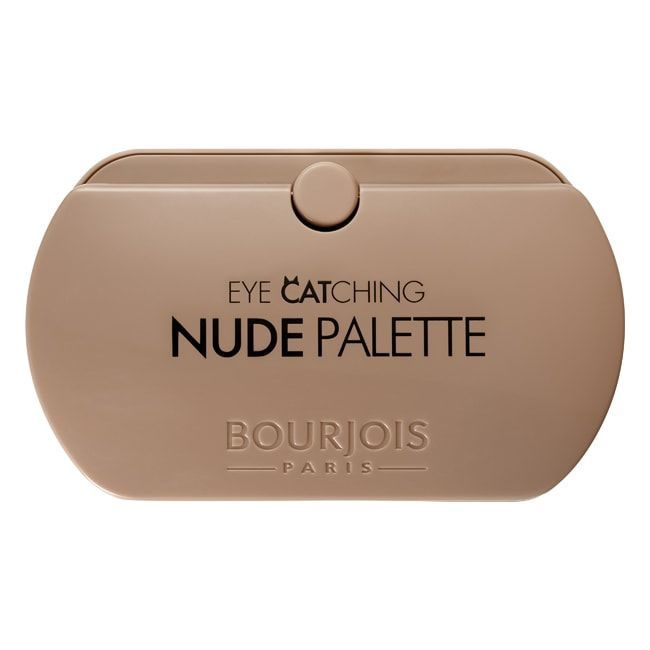 BOURJOIS Paris Eye Catching Nude Palette 4.5g