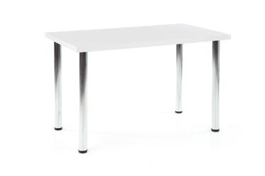 Обеденный стол Halmar Modex Modex 120, белый, 1200x600x750мм