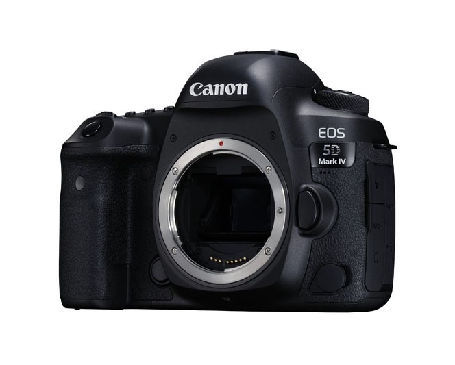 Canon EOS 5D Mark IV Body EF 24-105mm f/4L IS II USM Lens Kit