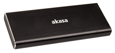Akasa External Enclosure USB 3.1 M.2 SSD Black