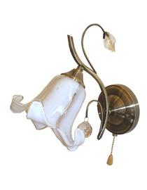 Sienas lampa Helam K-B3691AB+WT 60W E27
