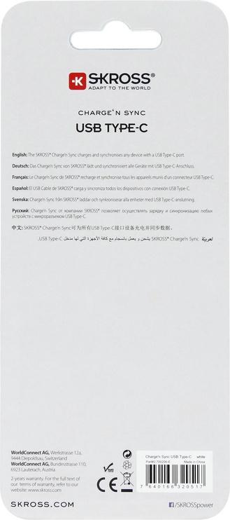 Skross Charge'n Sync USB Type-C 2.700206E