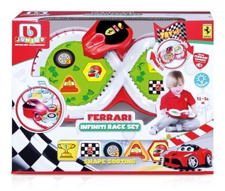 BB Junior Ferrari Infiniti Race Set 16-81401