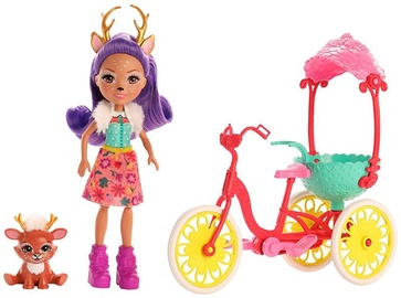 Lelle Mattel Enchantimals Bike Buddies GJX30