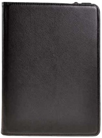 Etui Eco Leather Case wih Rotated Stand T330 Black
