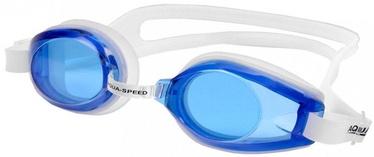 Aqua Speed Avanti White/Dark Blue