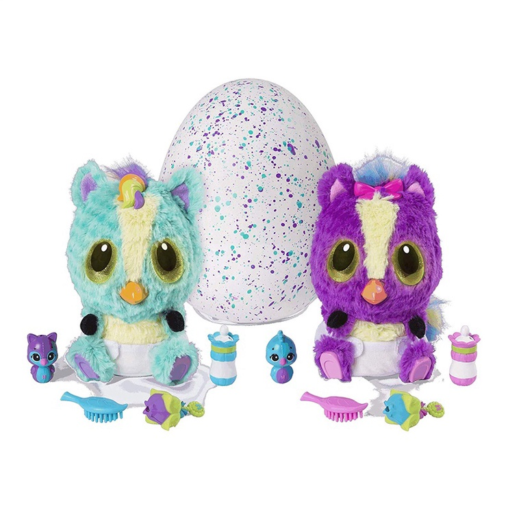 ROTAĻLIETA HATCHIMALS HATCHIBAB. PONETTE