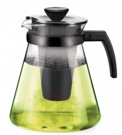 Tescoma Teo Tea Maker With Infuser 1.7l Black