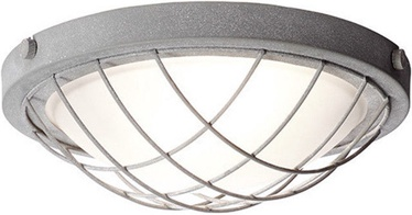 Brilliant Thunder Ceiling Lamp 2x25W E27 90338/70 Concrete