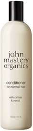 Plaukų kondicionierius John Masters Organics Citrus & Neroli, 473ml