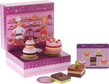 Djeco Role Play Charlotte & Toms Patisserie DJ06610