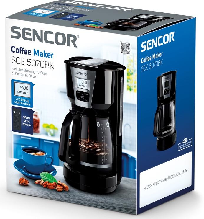 Kavos aparatas Sencor SCE 5070