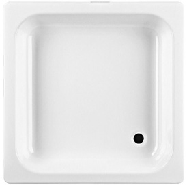 Jika Sofia Shower Tray Steel 90x90 White