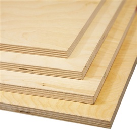 Plywood Boards 1525x1525x15mm B/B