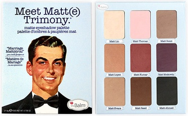 TheBalm Meet Matt(e) Trimony Eyeshadow Palette 21.6g