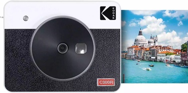 Kodak Mini Shot 3 Square Instant Camera White