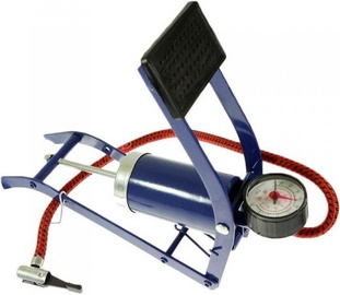 Bottari Cylinder Pedal Pump with Manometer