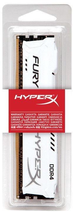 Kingston HyperX Fury White 8GB 2933MHz CL17 DDR4 HX429C17FW2/8