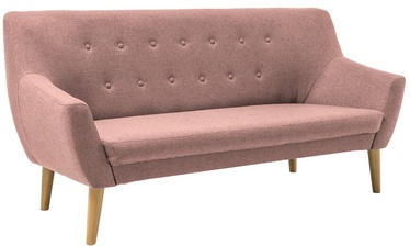 Signal Meble Nordic Sofa 3 Cablo 12 Pink
