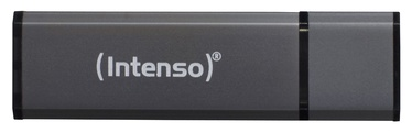 Intenso 64GB Alu USB 2.0 Anthracite