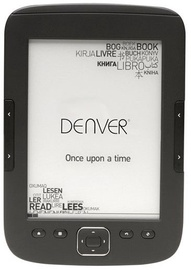 E-raamatu luger Denver EBO-610L, 8 GB