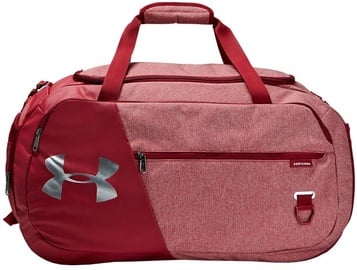 Under Armour Undeniable 4.0 Medium Duffle 1342657-615 Red