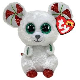 Pliušinis žaislas TY Chimney pelė 15cm, ty36239