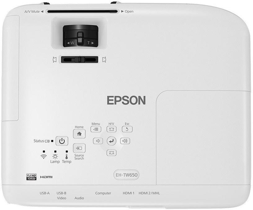 Projektor Epson EH-TW650 V11H849040