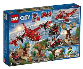 Конструктор LEGO City Fire Plane 60217