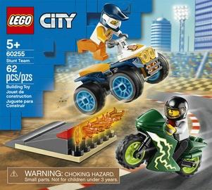 Konstruktors LEGO® City 60255 Kaskadieru komanda