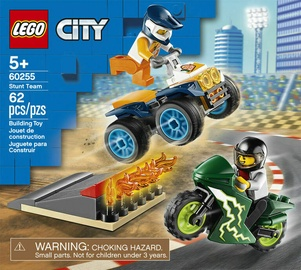 Konstruktor Lego City Stunt Team 60255