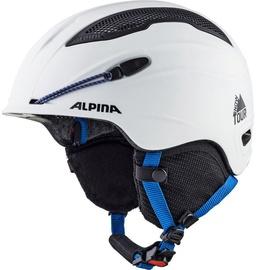 Alpina Snow Tour White/Blue 55-59