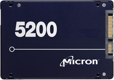 "Micron 5200 Series 480GB 2.5"" SSD MTFDDAK480TDN-1AT1ZABYY"