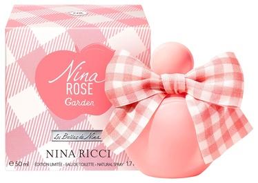 Tualettvesi Nina Ricci Nina Rose Garden Limited Edition 50ml EDT