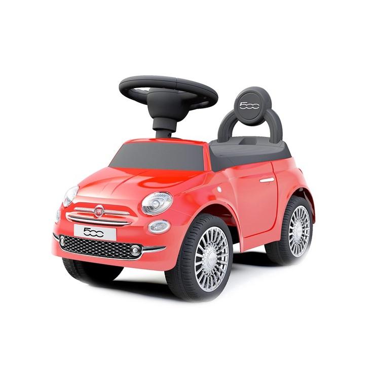 Žaislinė paspiriama mašina 620, raudona